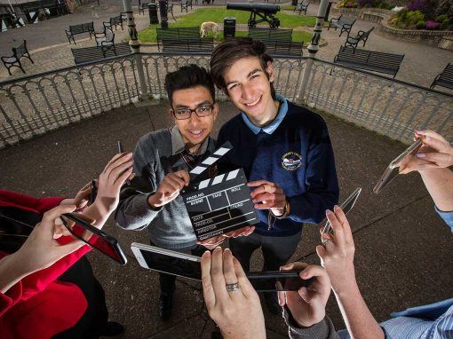 'WHAT'S YOUR STORY' MOVIE COMPETITION WINNERS ANNOUNCED